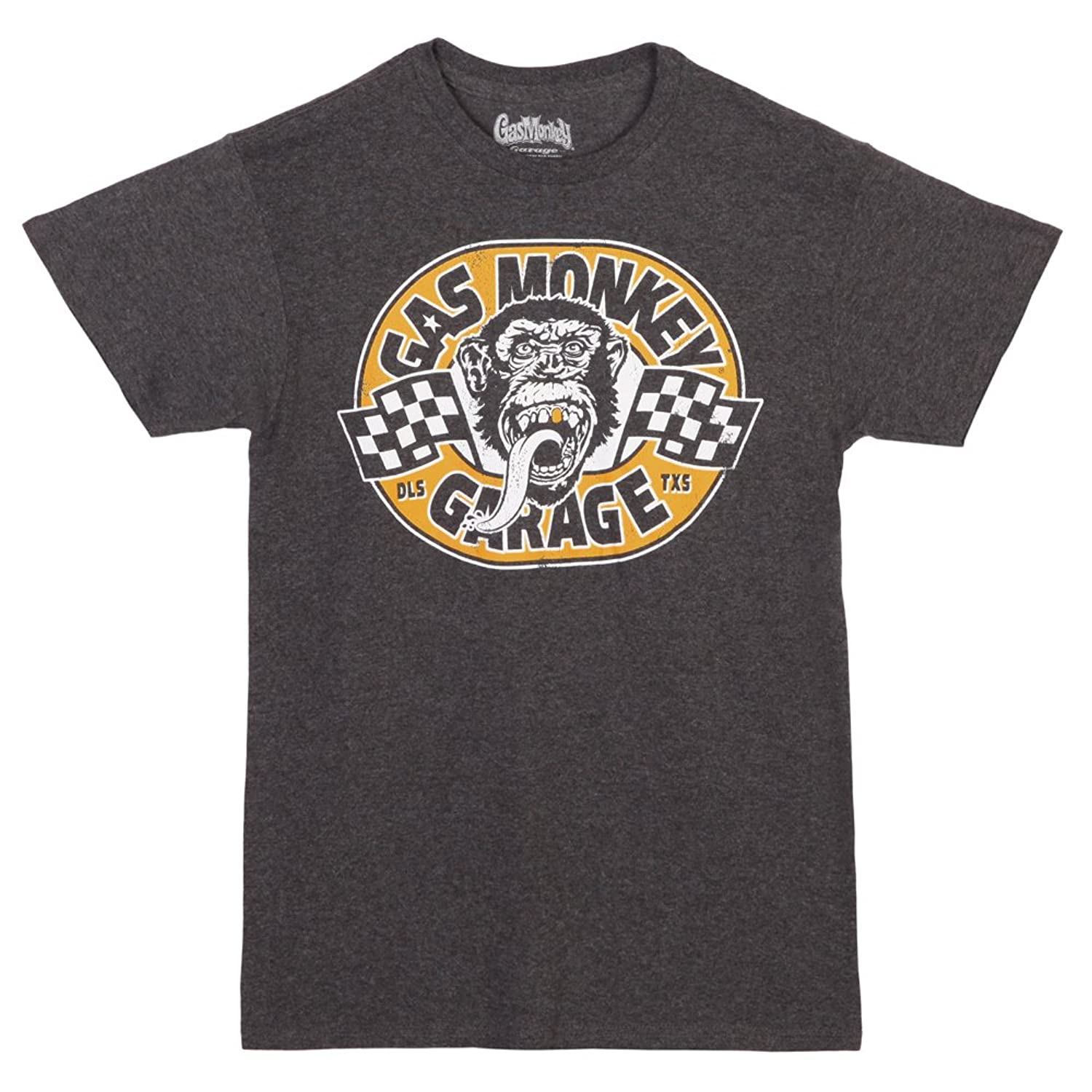 Gas Monkey Garage Eliminator Adult T-shirt