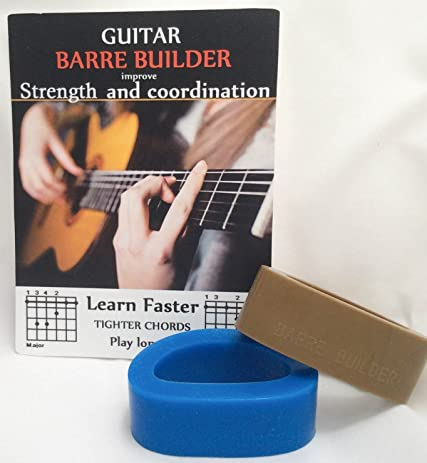 Amazon Barre Builder Guitar Chord Trainer Musical Instruments