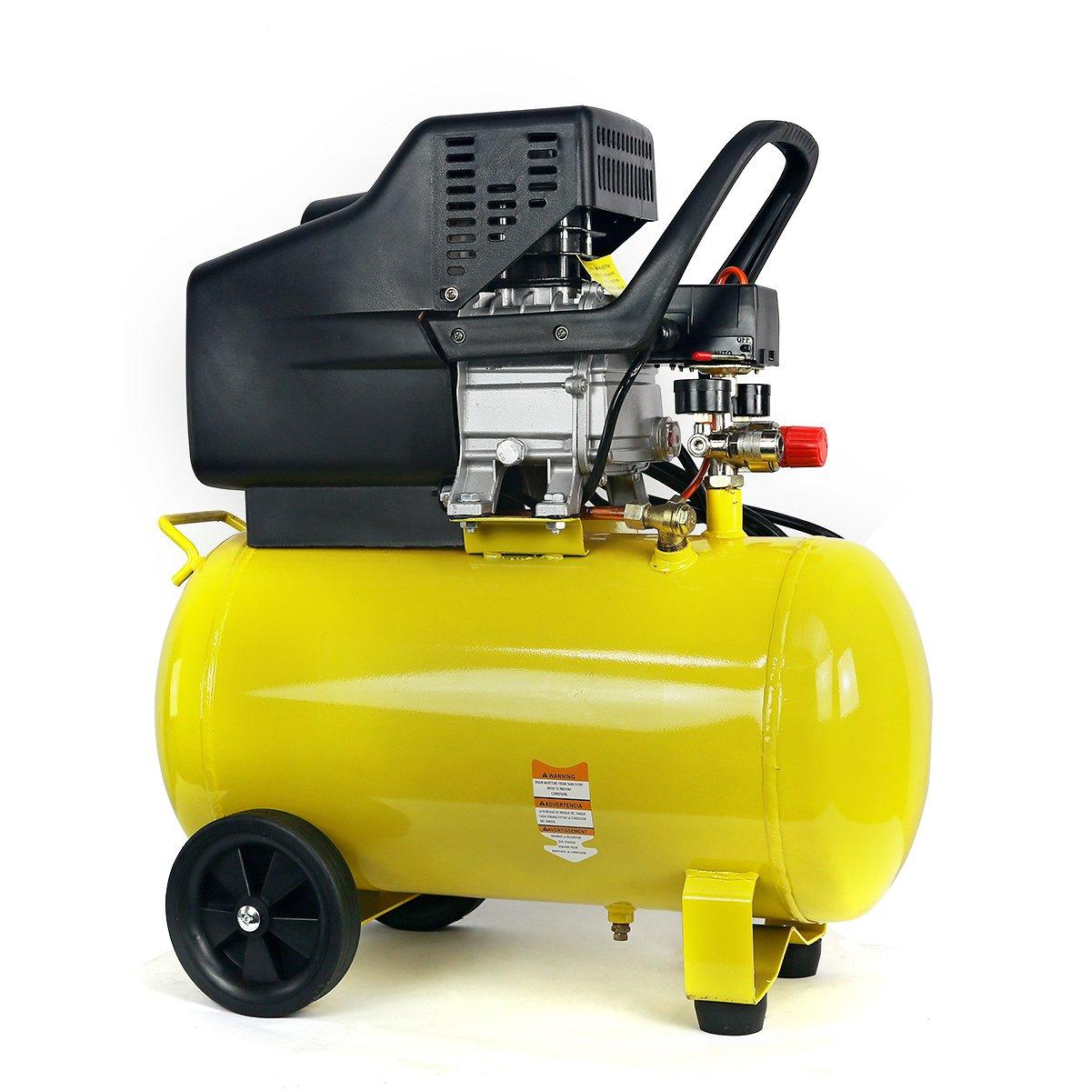 central pneumatic air compressor reviews