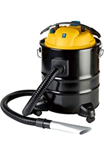 Quigg aspirador de cenizas doble sistema de filtro de Fein filtro de polvo y filtro protector para metal 1200 W con ventilador…