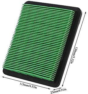AGPTEK 5 filtros de aire de repuesto, premium duradero filtro de ...