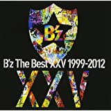 B'z The Best XXV 1999-2012(通常盤)
