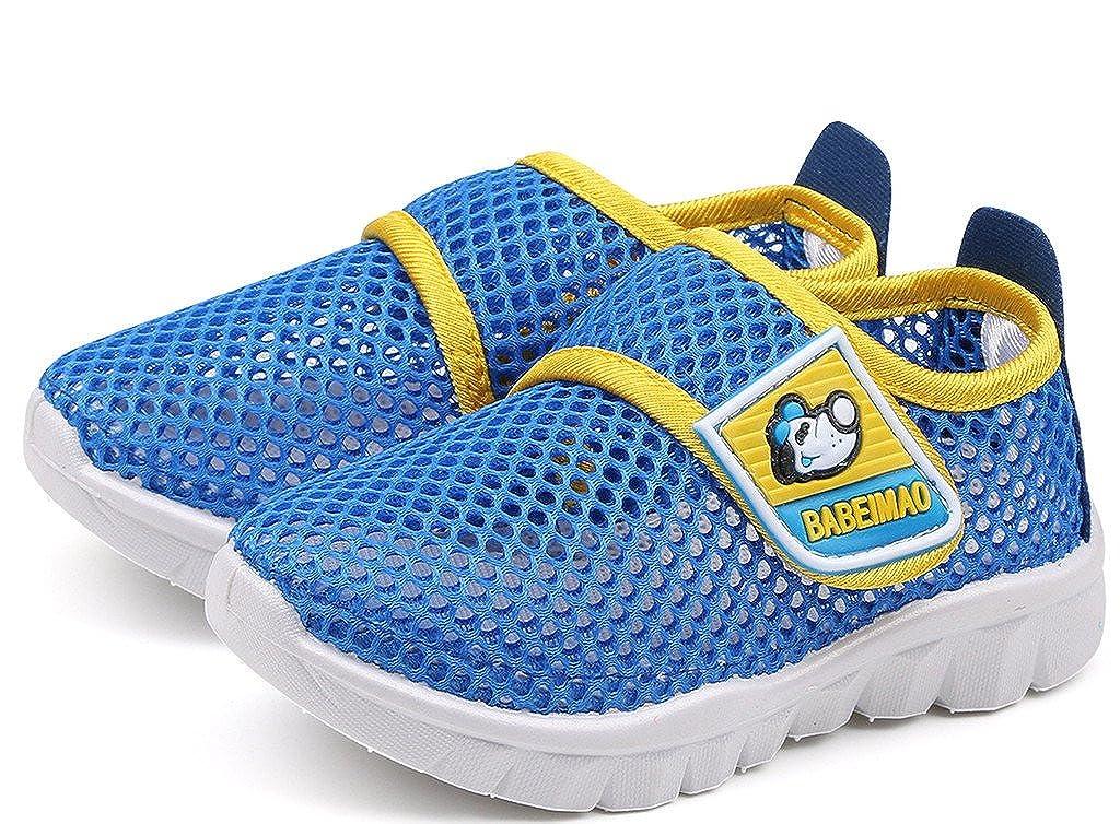 DADAWEN Babys Boys Girls Breathable Mesh Running Sneakers Sandals Water Shoe 71171