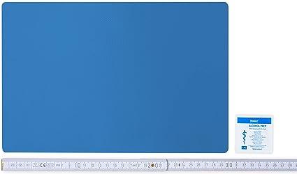 Flickly Parche para Reparar Lonas Disponible en Muchos Colores 30 cm x 20 cm Autoadhesivo.