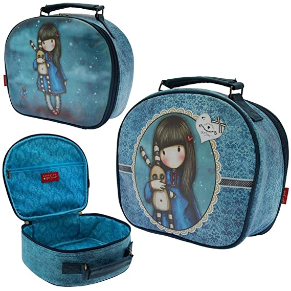 Santoro Gorjuss Large Vanity Case - Hush Little Bunny S8rJU64V5u