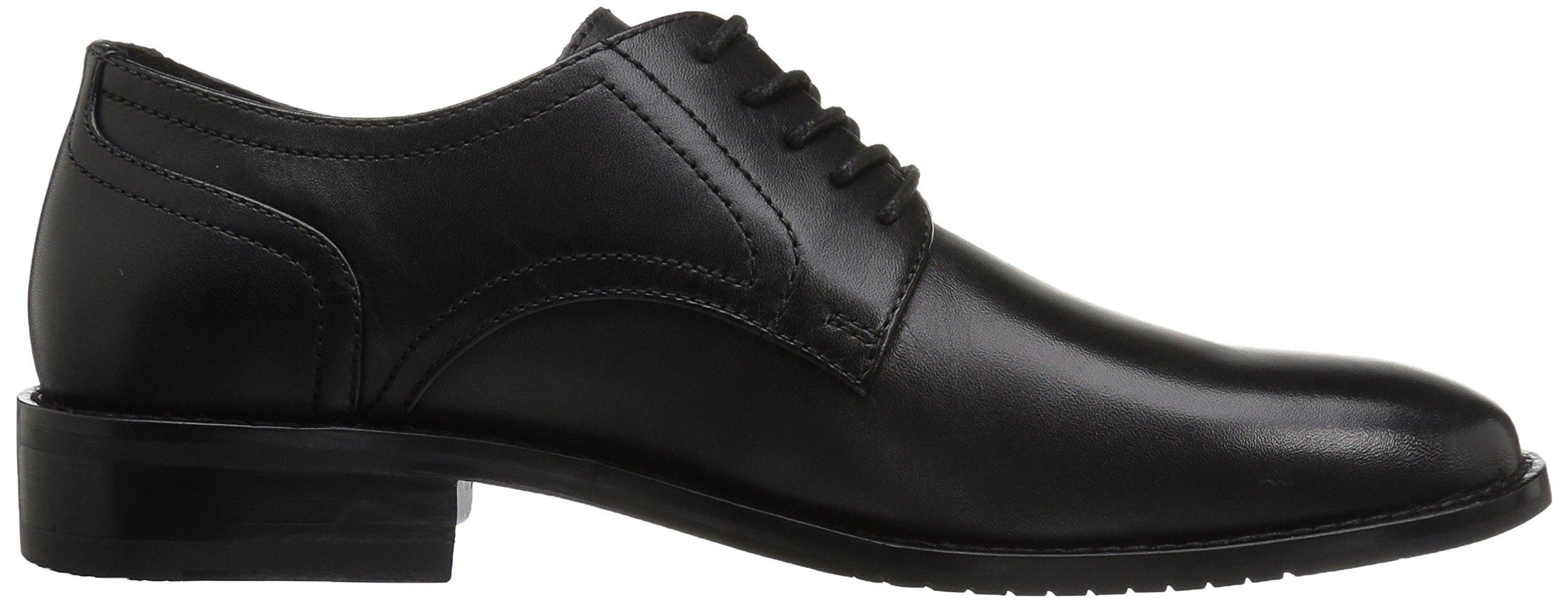 206 Collective Men's Concord Plain-Toe Oxford Shoe, Black, 13 2E US by 206 Collective (Image #7)