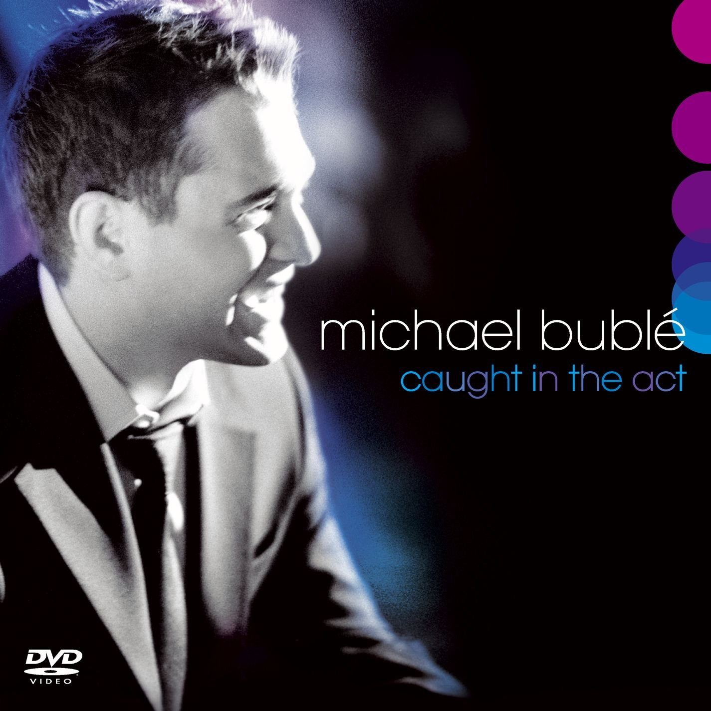 Caught In The Act by BUBLE,MICHAEL