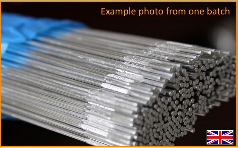Weld Right 10x Stainless Steel ER308L SS Tig Filler Welding Rods 1.6mm
