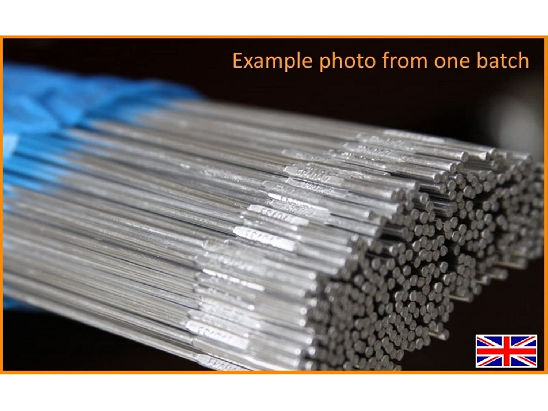 1.6mm Weld Right 100x Stainless Steel ER308L SS Tig Filler Welding Rods