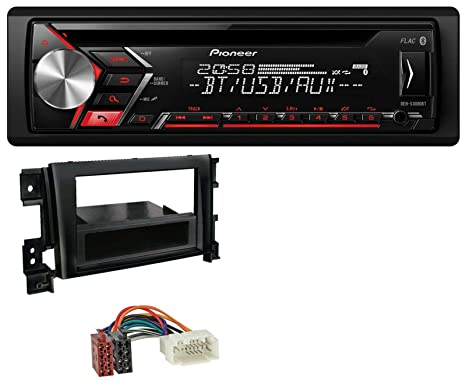 Pioneer S300 0bt MP3 AUX USB CD Bluetooth Radio de coche para Suzuki Gran Vitara (