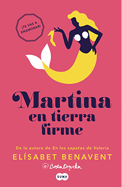 Martina en tierra firme (Horizonte Martina 2) eBook: Benavent, Elísabet: Amazon.es: Tienda Kindle