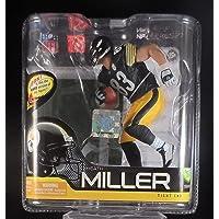 $44 » 2011 McFarlane Series 27 Heath Miller Pittsburgh Steelers 6-Inch Action Figure