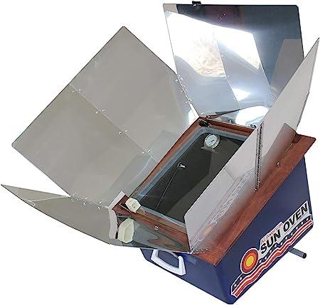 side facing sun ovens international solar oven