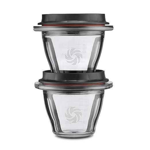 Cuencos para batidora, 225 ml, plástico sin BPA, 225 ml ...