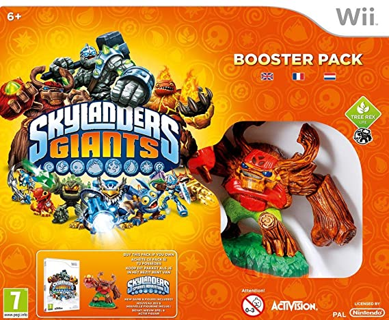 Skylanders : Giants - booster pack [Importación francesa]: Amazon.es: Videojuegos