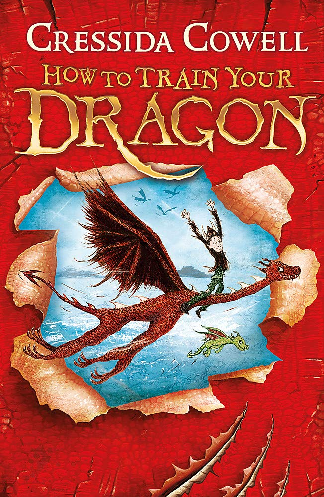 How To Train Your Dragon: Book 1: Amazon.co.uk: Cowell, Cressida: Books