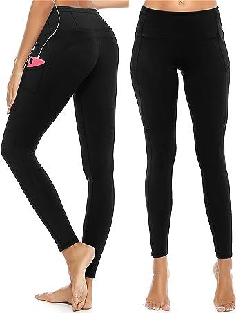 Grat Unic Women Leggings Out Pocket Yoga Pants High Waist Gym Leggings Tummy Control Shapewear Yoga Leggings High Rise Women S Sport Leggings Tights Workout For Gym Amazon Co Uk Clothing