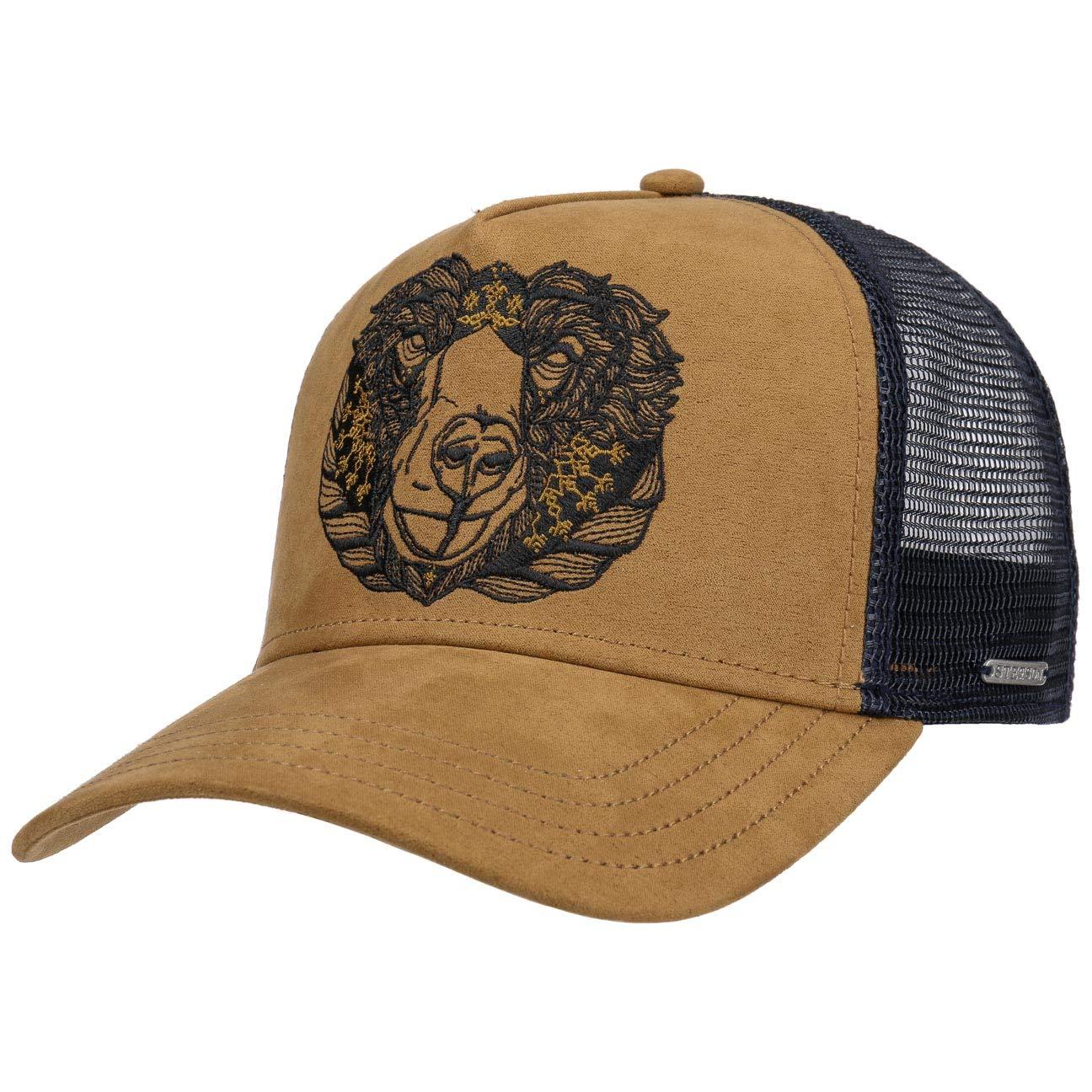 Stetson Gorra Trucker Bear Mujer/Hombre | de Malla Beisbol ...