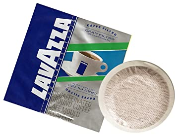 Lavazza Gran Filtro Decaffinated - Whole Bean Coffee, 1.1-Pound Bag Book Cover