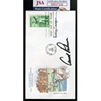 $208 » Arnold Palmer JSA Coa Hand Signed 1981 FDC Cache Autograph - Golf Cut Signatures