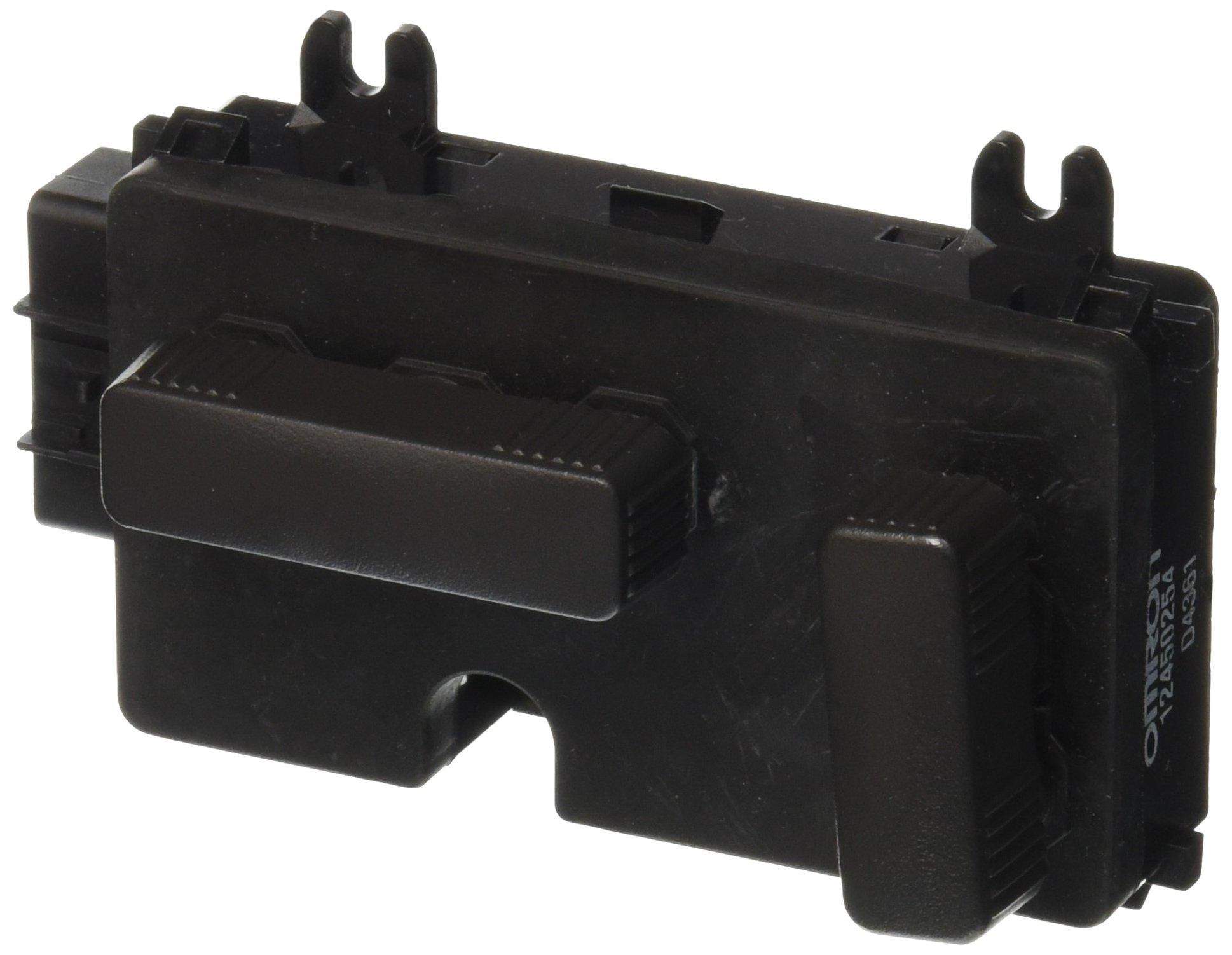 Genuine GM 12450254 Seat Adjuster Switch, Passenger Side by General Motors