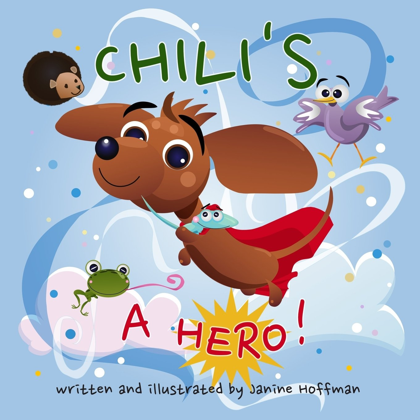 Download Chili's a Hero! pdf epub