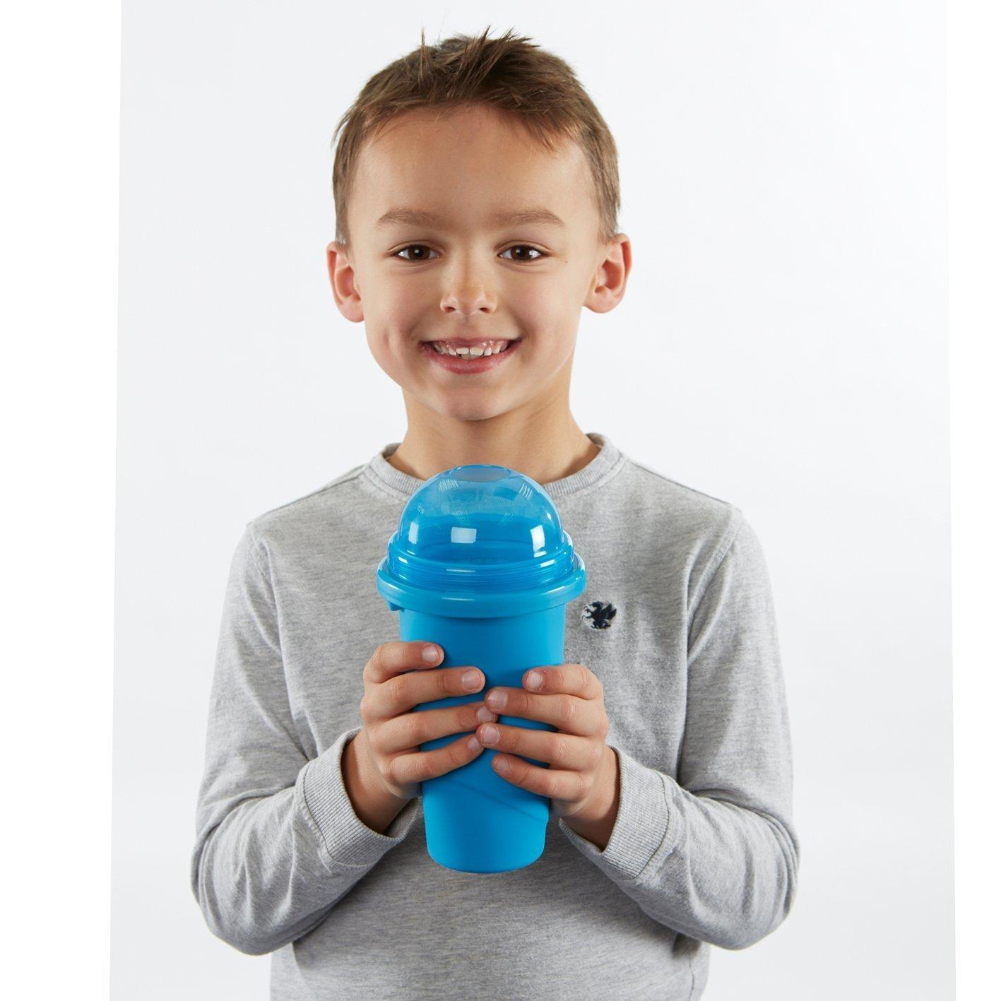 Chill Factor CF800370Color Blast Slushy Maker One Size Blue