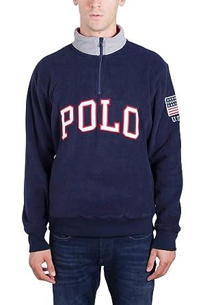 Polo Ralph Lauren - Polo - para Hombre Azul Navy XXL: Amazon.es ...