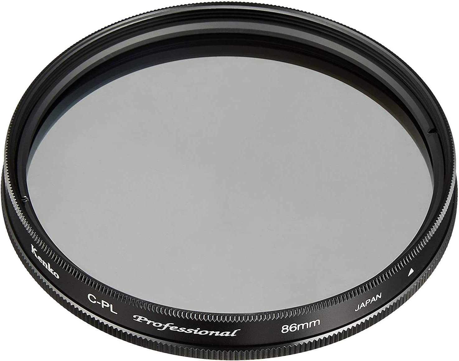 Kenko PL Filter Circular PL Professional 86mm Contrast for The Rise and Reflection Removal 394847