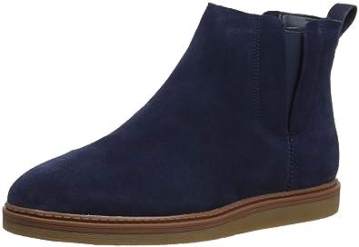 30e23a61c71770 Clarks Dove Madeline, Bottes Chelsea Femme: Amazon.fr: Chaussures et ...