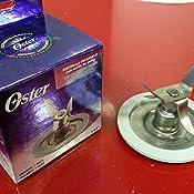 Oster - Cuchilla para batidoras: Amazon.es: Hogar