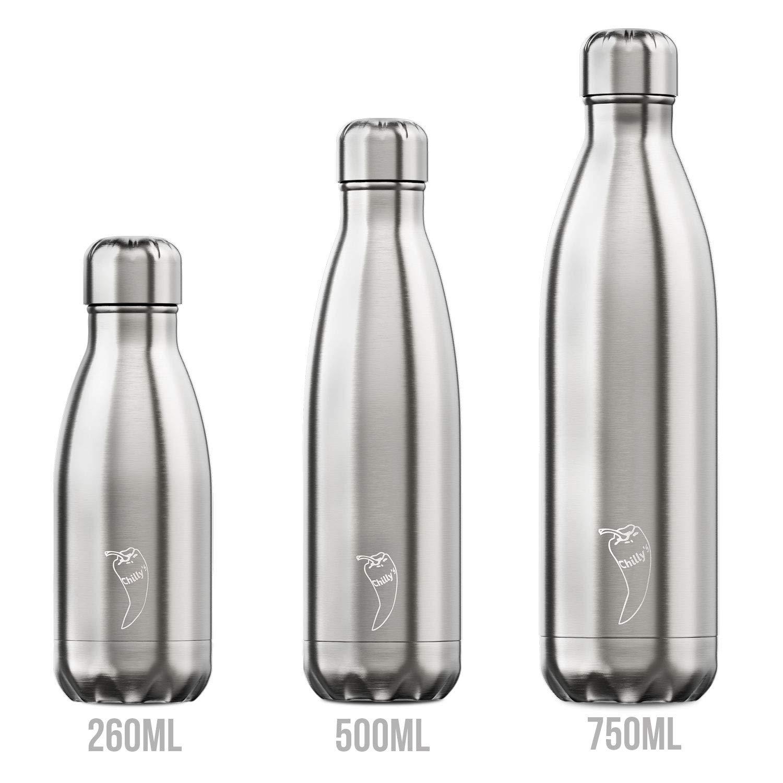 Bottiglia Riutilizzabile a Parete Doppia Chillys Bottles