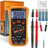Digital Multimeter Tester, Electrical Voltmeter Tester, Volt Multi Meter, Car Battery Tester Circuit Tester