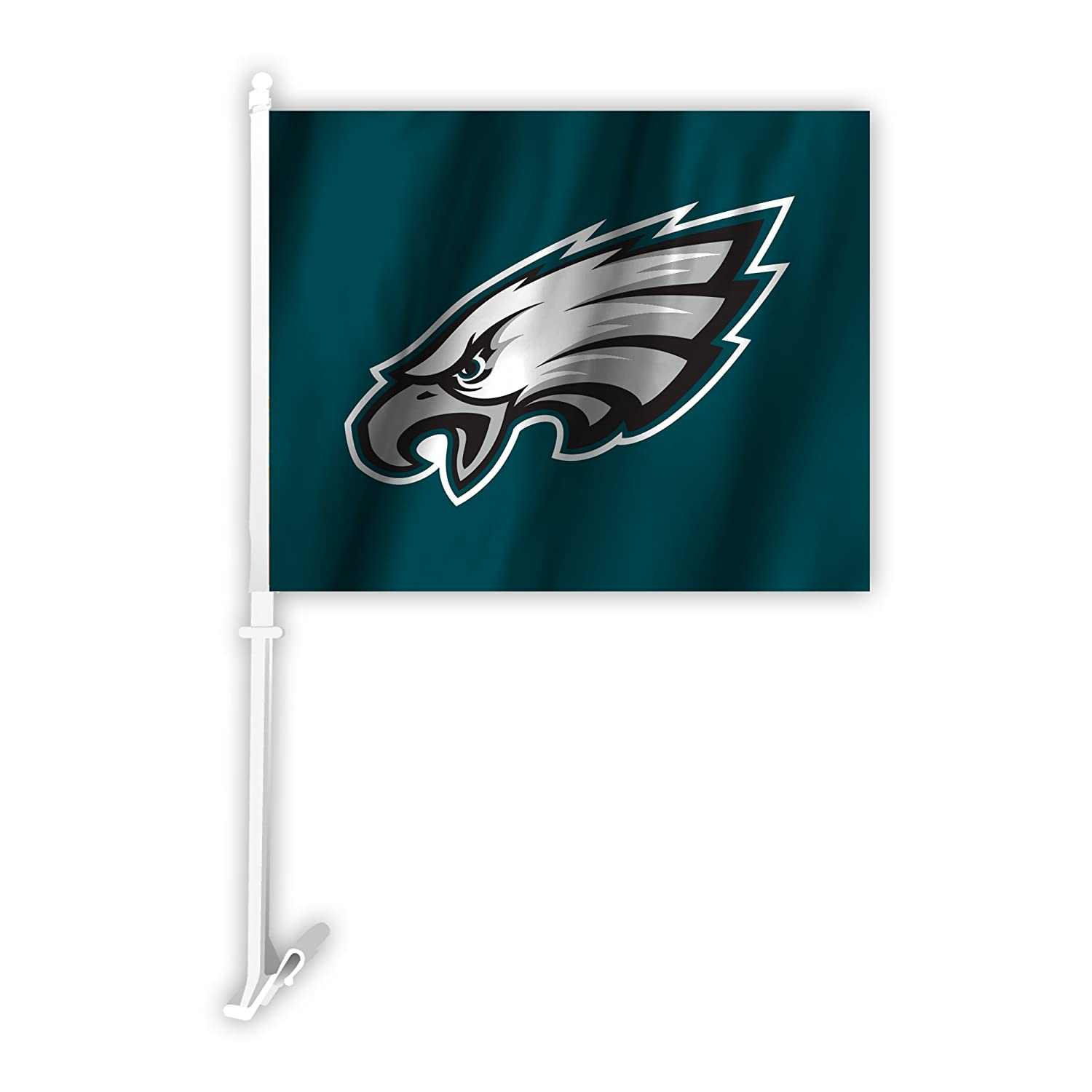 NFL Philadelphia Eagles Car Flag Fremont Die 98917