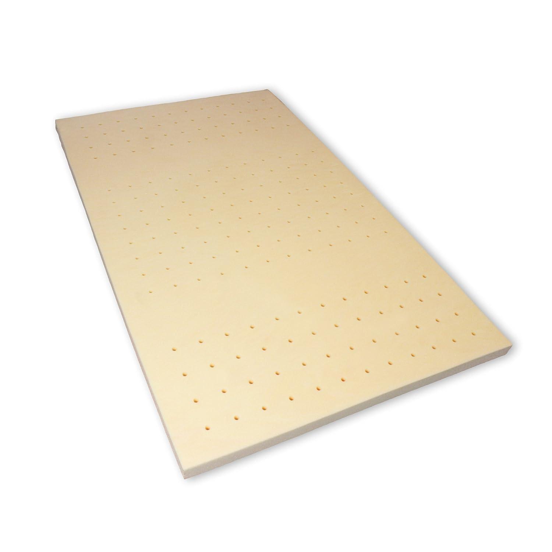 Memory 6 Breckle Visco Topper Belüftungskanälen 6 cm Visco Kern