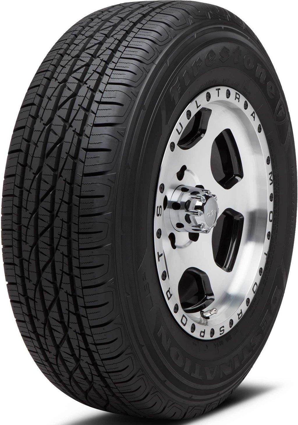 Firestone Destination LE2 All-Season Radial Tire - P245/75R16 109S