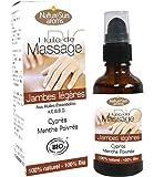 Naturesun Aroms - Huile de Massage Jambes Légères Bio - 50 ml