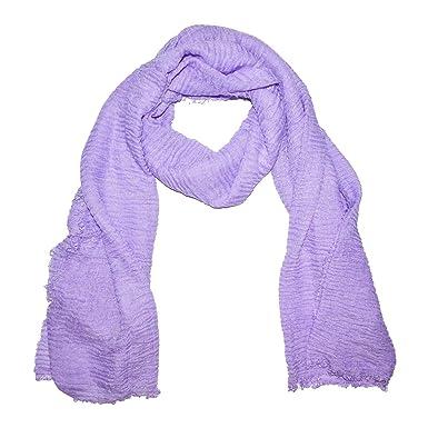 LAZEE Women s Crinkled Scarf Shawl Hijab  5d2ce6aaef20c