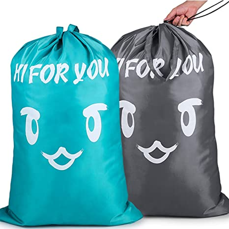 Mesh Laundry Bag Industrial Laundry Bag Dirty Clothes Storage Bag