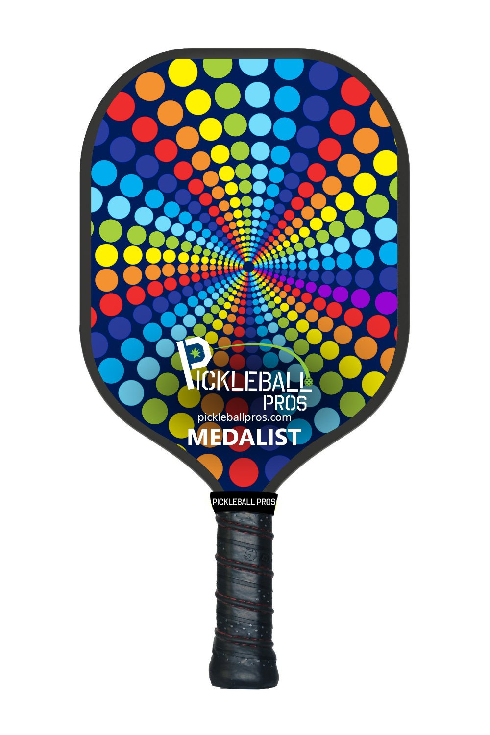 Graphite Pickleball Paddle: Usapa Approved For Indoor/Outdoor (Multiple Color.. 2