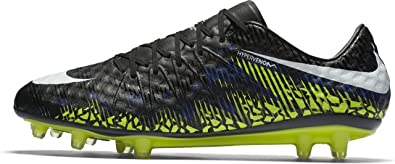 super popular 1dd11 aeb76 ... buy nike mens hypervenom phinish fg soccer cleat sz. 8 black volt edd1e  7c14c