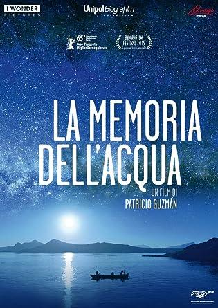 La Memoria dellAcqua (DVD) [Italia]: Amazon.es: Patricio Guzman: Cine y Series TV