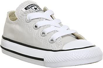 Converse Unisex-Child Chuck Taylor All Star Trainers Black 2dbb2c0947449