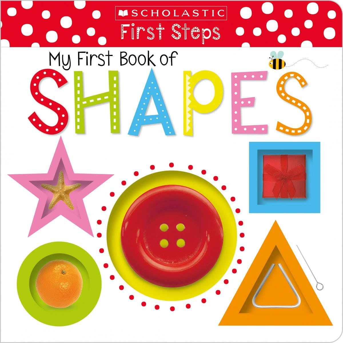 Download My First Book of Shapes (Scholastic Early Learners) pdf