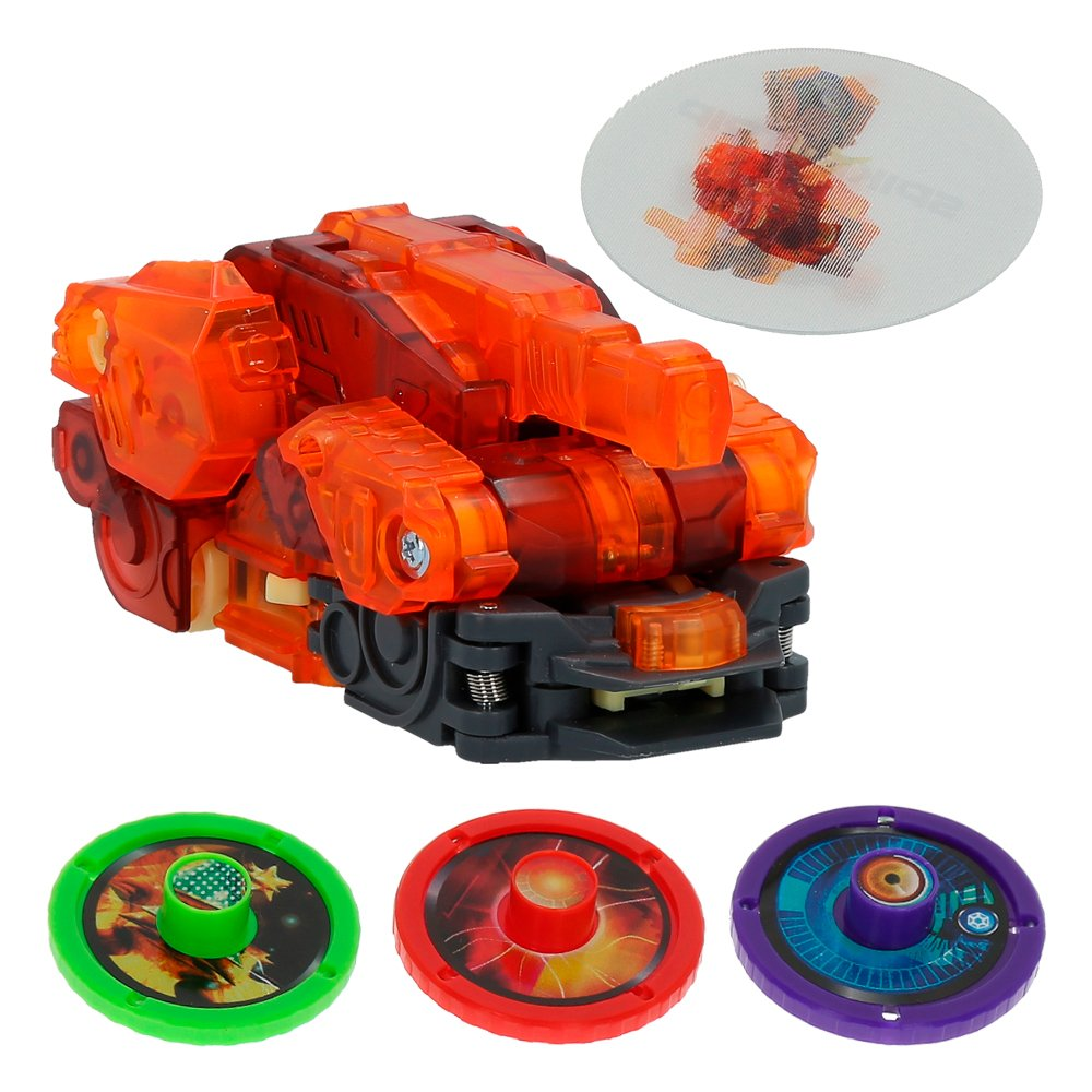 Screechers Wild - Spikestrip - Vehículo Nivel 2 (Colorbaby 85268): Amazon.es: Juguetes y juegos