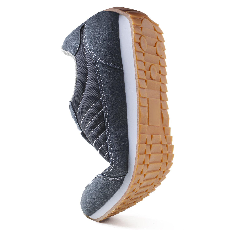 Shenda--Men/Women (Unisex) Lace-up Sneakers, Sports Shoes, Athletic Trainers B071NWPXVQ Men 9.5US 44EU|Grey
