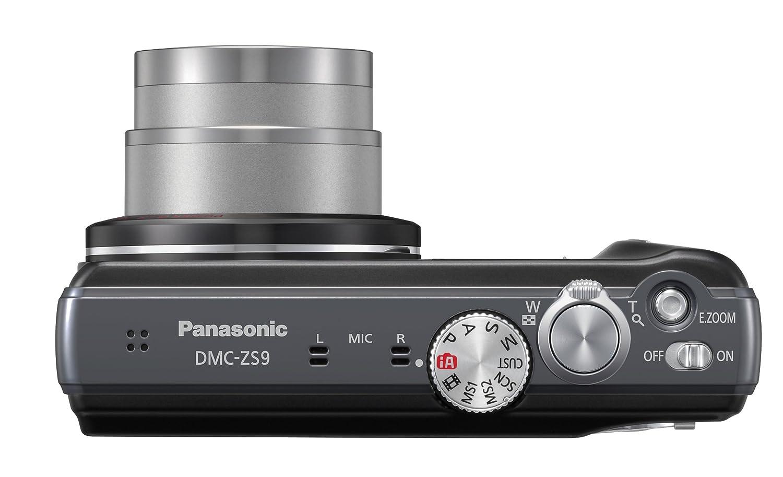 amazon com panasonic dmc zs9 14 1mp digital camera with 16x rh amazon com Panasonic DMC FX100 Software Panasonic DMC GF3