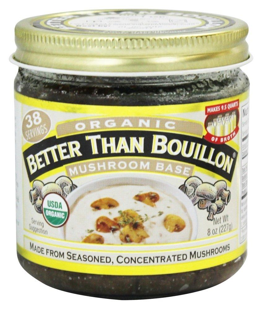 Better Than Bouillon Organic Mushroom Base 12x 8Oz