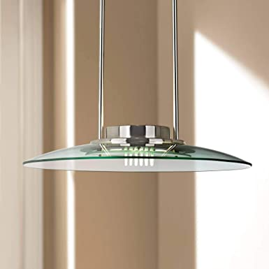 Contemporary 19 Wide Halogen Pendant Chandelier