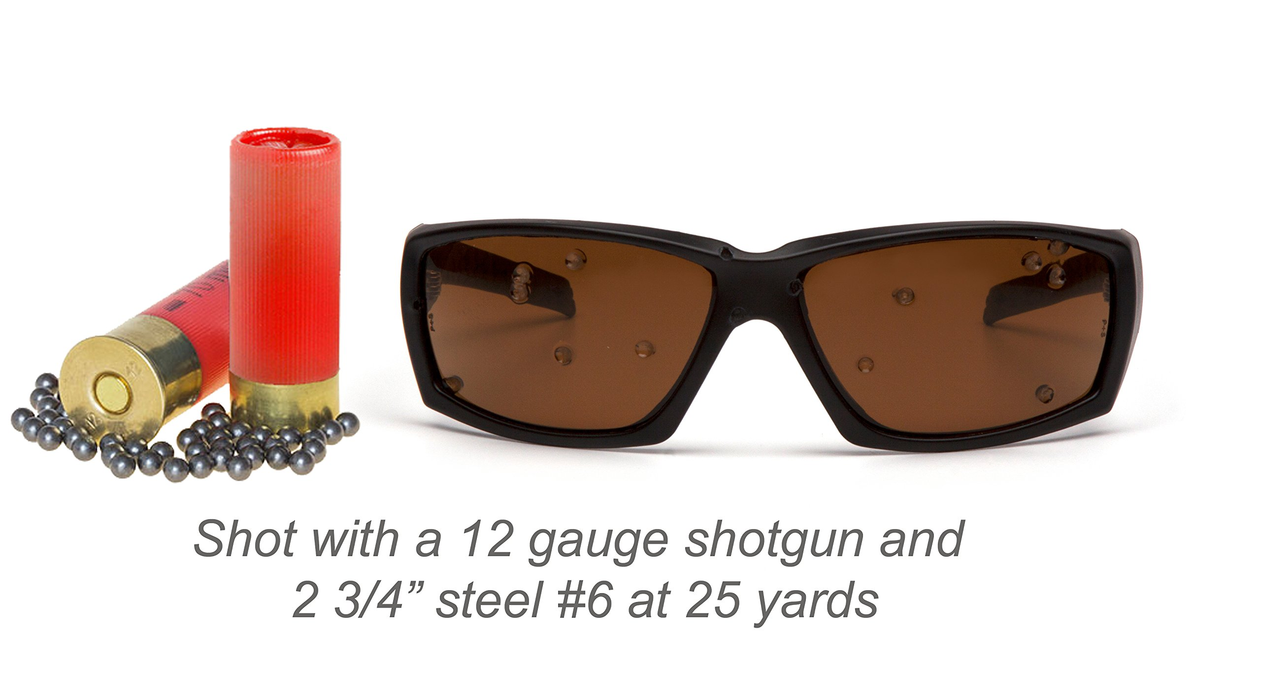Venture Gear VGSUG722T Overwatch Tactical Sunglasses with Anti-Fog Lens, Urban Gray/Forest Gray by Venture Gear (Image #6)